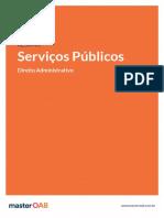 Resumo Administrativo Serviços Públicos