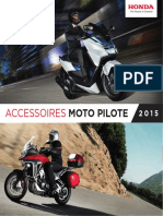 Honda Catalogue Access 2015 Maj Aout V4