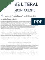 Analisis Literal Edilson Aroni Ccente 4 15