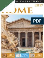 Eyewitness - Rome