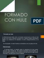 Formado Con Hule