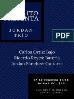 Black Minimalist Scribble Instruments Jazz Poster