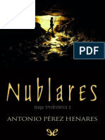 Henares Antonio Perez - Nublares.epub