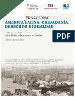 Cidadania e Democracia Na Bolívia - Álvaro Linera