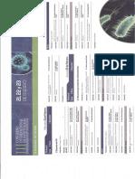 Congreso Internacional de Infectologia 21 a 23 de Febrero