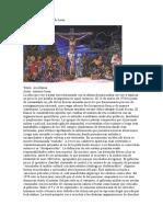 Analisis de Crusifccion de Berni