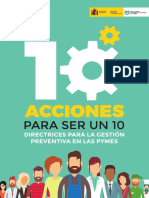 DirectricesParaLaGestionPreventivaPYME