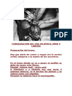 CONSAGRACION DEL SANTO EN AFRICA ORIGINAL.doc