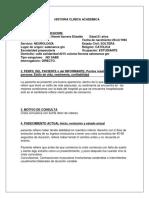 Historia Clinica Academica