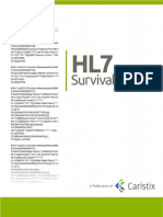 Hl7 Survival Guide[Caristix]