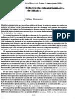 Evolucion de Las Cuentas Corrientes