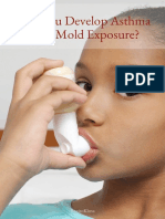 Can You Develop Asthma From Mold Exposure?