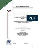 5s tesis implementación