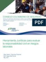 GCE347 2017 Herramientas Juridicas Para Evaluar La Responsabilidad Civil Martin Sanchez