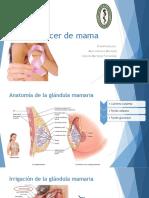 Cáncer de Mama Radiologia