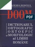 Dictionarul Orotografic Ortoepic Morfologic al Limbii Romane II RO PDF-SFZ.pdf