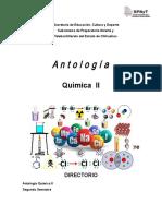 Antología de Quimica II