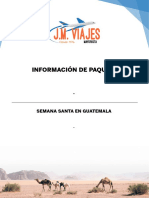 PROMO Guatemala 27-31 Marzo