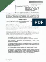 Proyecto de Ley 2314/2017-CR