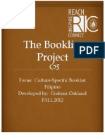 The Booklist Project