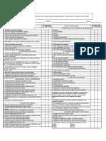Formato Inspección Condiciones de Seguridad y Salud en El Trabajo CAMPO