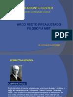 1ra clase Arco recto preajustado Filosofía MBT.pptx