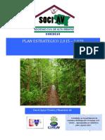 Plan Estrategico Sociav 2015-2019