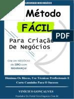 E-book Metodo Facil FV1.1