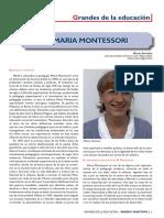 Sobre Montessori