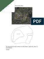 Areas de La Zona Urbana de Mocha Actuales y Futuras