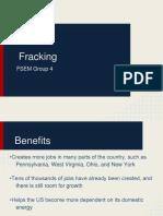 Fracking Environmental