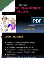 hipertensi pada DM