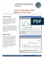 Sales tax comptroller report