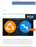 Why Agile Is The Best Alternate Methodology To Waterfall_ – Blog _ Asahi Technologies.pdf