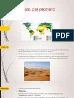 Biomas Del Planeta - 1