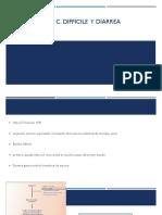 Infeccion por clostridium difficile.pptx