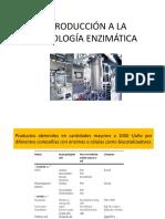 Introducción Tecnología Enzimática