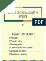 Comunicaciones via Satélite