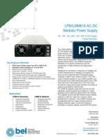 Ds BPS Lpm Lmm616 Series 1129582