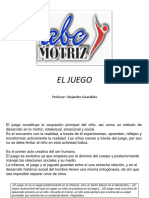 Blog El Juego