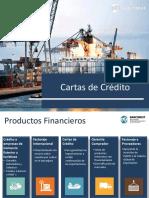 Cartas de Crédito Presentación Evento Península Arábiga