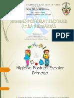 higieneposturalparaescolaresdeprimaria-130714023027-phpapp02