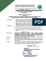 Sk Panduan Pengaturan Keamanan Dan Permintaan Informasi