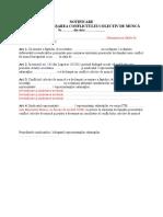 04. Notificare Angajator Privind Declansarea Conflictului Colectiv de Munca
