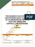 Proced de Extr Para Limpieza de Owd PARA VALIDACIOON ENE18