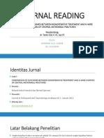 Journal Reading Ortopedi 1
