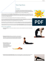 Stay Cool in the Heat With These Yoga Moves _ Nadya Andreeva