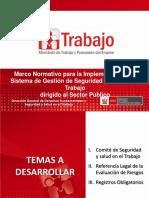 Presentacion Marco Normativo Sgsst - Css