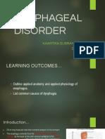 Esophageal Disorder Seminar.pptx