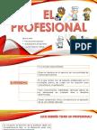 Diapos Etica El Profesional